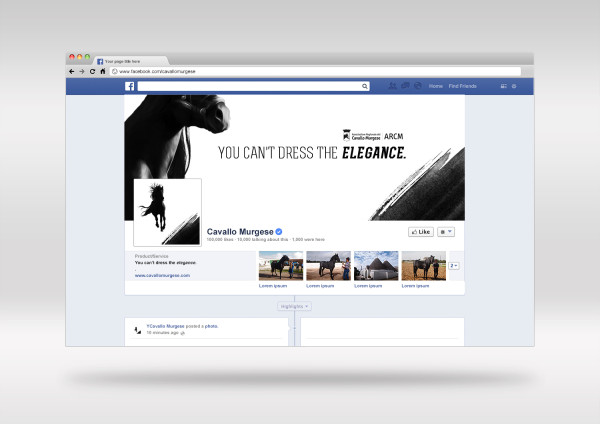 Pagina Facebook Murgese