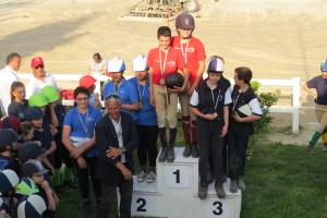 podio Under 14