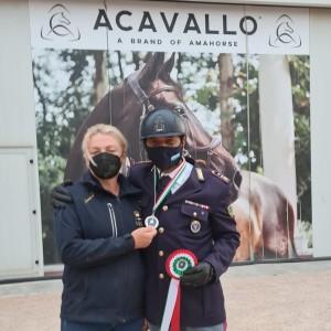Stasi Vicnezo ed Eleonor Stiling Puglia a cavallo