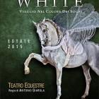 WHITE: IL PIU' GRANDE SPETTACOLO EQUESTRE IN ITALIA